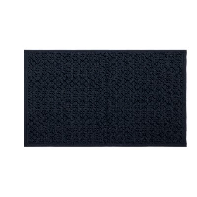 "34"" x 20"" Basic Rug Gray - Made By Design™"