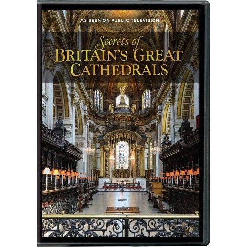 Secrets of Britain's Great Cathedrals (DVD) - image 1 of 1