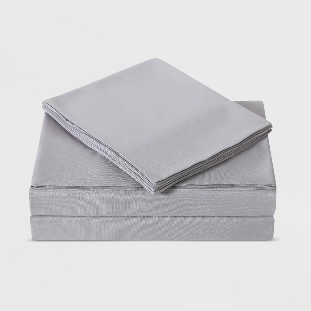 Image of Full Sheet Set Solid Gray - My World