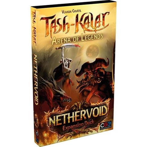 Tash-Kalar - Arena of Legends, Nethervoid Expansion Board Game - image 1 of 1