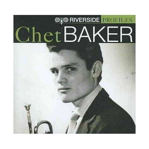 Chet Baker - Riverside Profiles (CD) - image 1 of 1