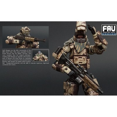 FAV-A10 Seth Ranger 1:18 Scale | Acid Rain Fav Action figures