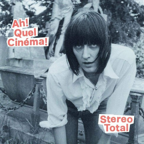 Stereo Total - Ah! Quel Cinema! (CD) - image 1 of 1