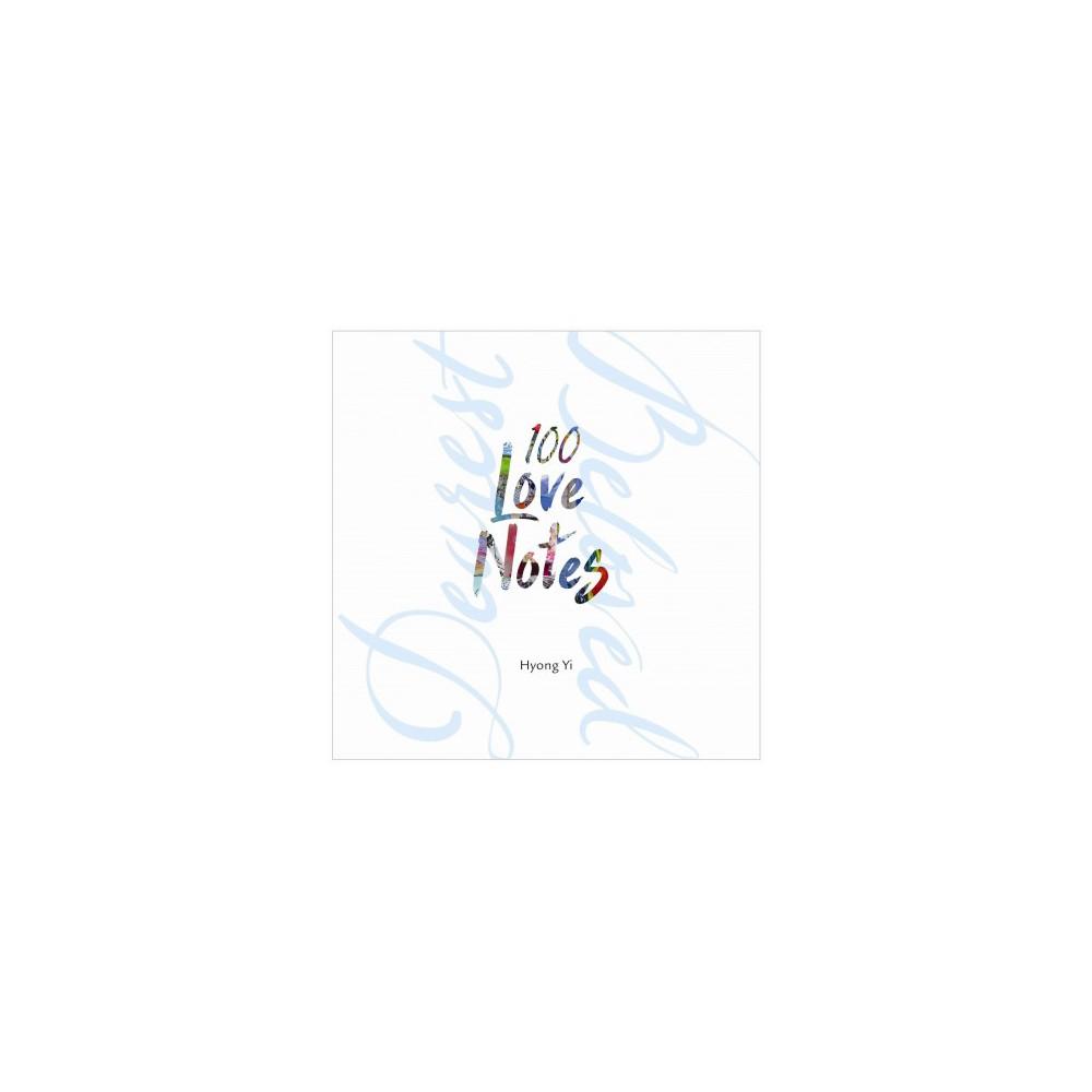 100 Love Notes (Paperback) (Hyong Yi)