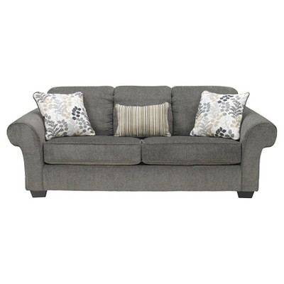 Makonnen Sofa Charcoal   Signature Design By Ashley
