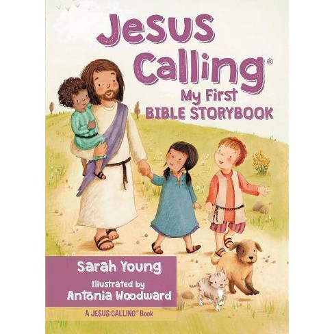 Jesus Calling - (Jesus Calling(r)) by  Sarah Young (Board_book) - image 1 of 1