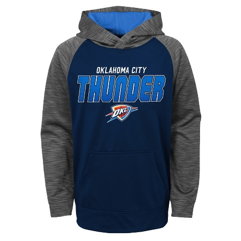 ebe21fd29 NBA Oklahoma City Thunder Boys  Jump Shot Performance Hoodie   Target