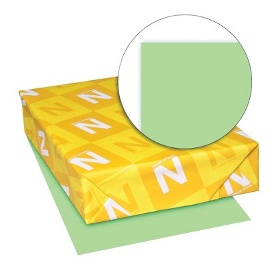 Exact Index Cardstock, 8-1/2 x 11 Inches, 90 lb, Green, pk of 250