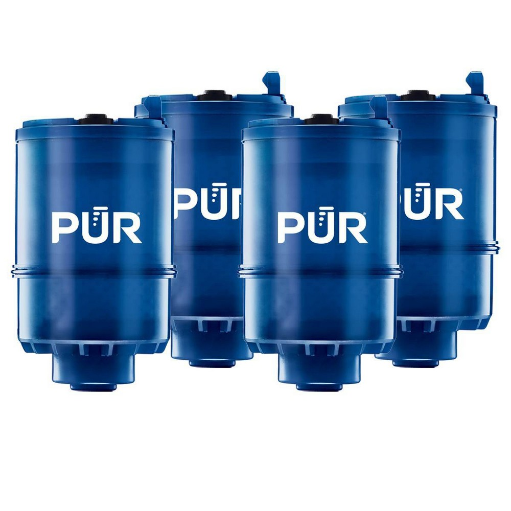 Image of PUR MineralClear Replacement Faucet Filter 4pk