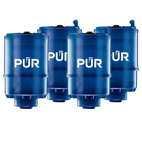 PUR MineralClear Replacement Faucet Filter 4pk - image 1 of 4
