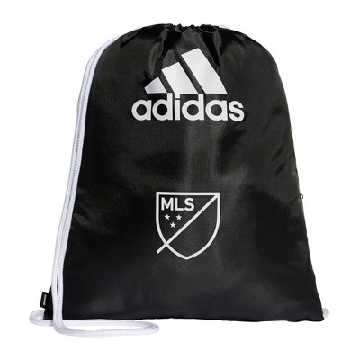 Adidas MLS Drawstring Bag - Black