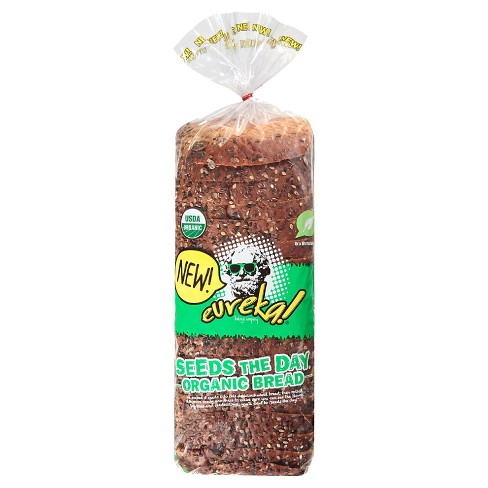 Eureka!® Seeds the Day Organic Bread 18oz - image 1 of 1