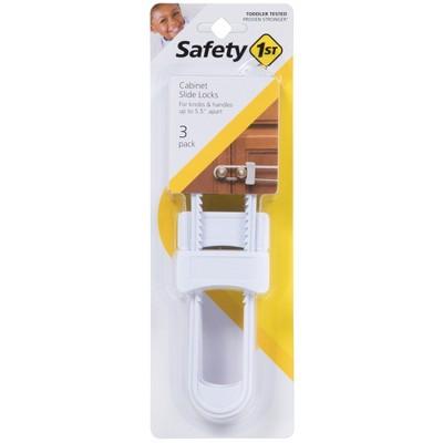 Safety 1st® Cabinet Slide Lock - 3pk