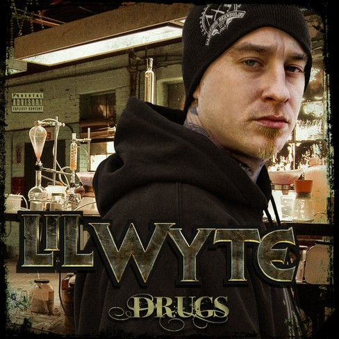 Lil Wyte - Drugs (CD) - image 1 of 1