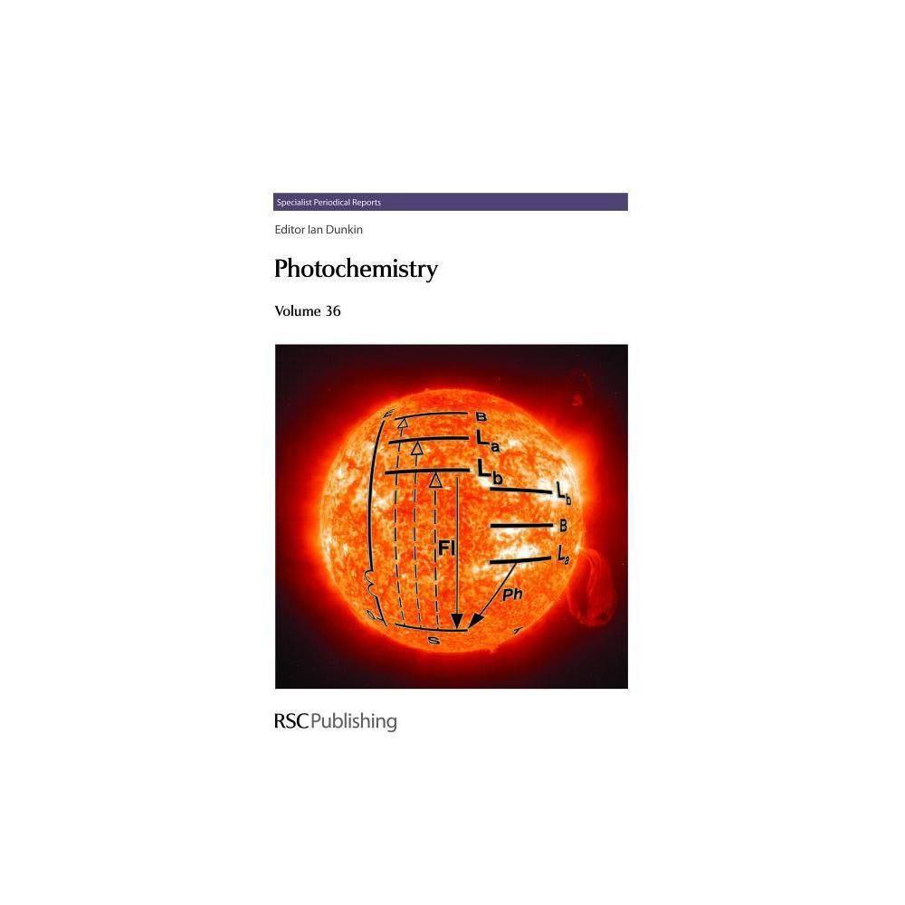 Photochemistry - (Spr Photochemistry (Rsc)) (Hardcover)