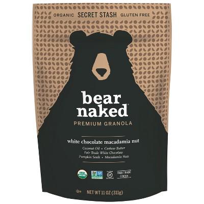 Granola & Muesli: Bear Naked Organic