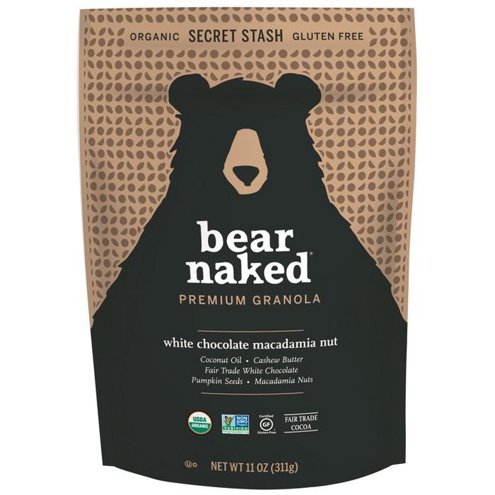 Bear Naked Premium Granola White Chocolate Macadamia Nut - 11oz - image 1 of 1