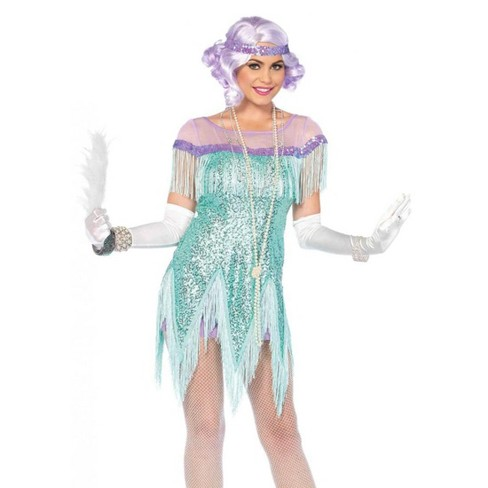 Roaring 20'S Trixie 2 Piece Adult Costume - image 1 of 2