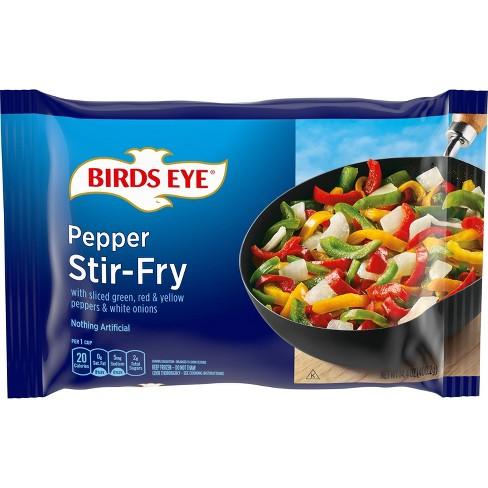Birds Eye Frozen Tri Colored Pepper & Onion Medley  - 14.4oz - image 1 of 3