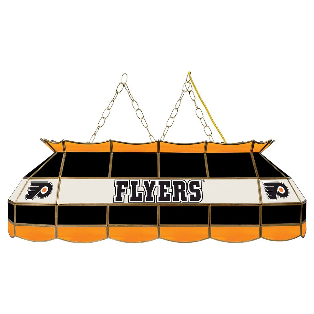 Philadelphia Flyers Stained Glass Lighting Fixture - 40 inch