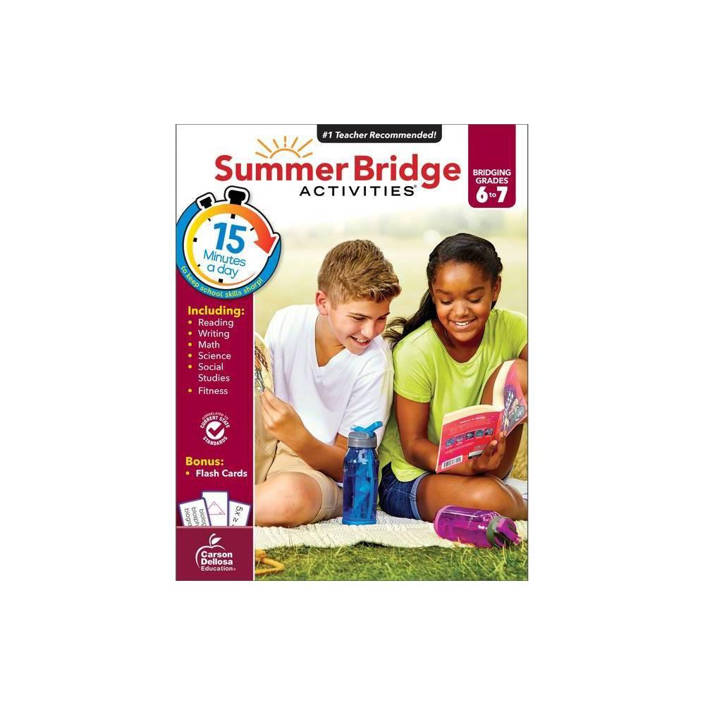 Summer Bridge Activities Grades 6–7 was $14.99 now $9.99 (33.0% off)