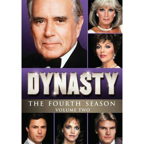 Dynasty: The Fourth Season, Volume 2 (DVD) - image 1 of 1