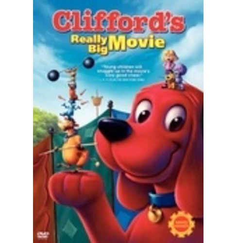 Clifford's Really Big Movie (DVD) - image 1 of 1