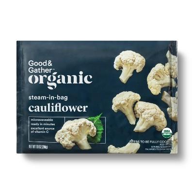Organic Frozen Cauliflower - 10oz - Good & Gather™