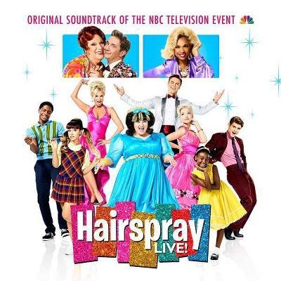 Hairspray - TV Soundtrack (CD)