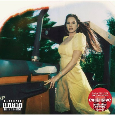 Lana Del Rey - Blue Banisters (Target Exclusive, CD)