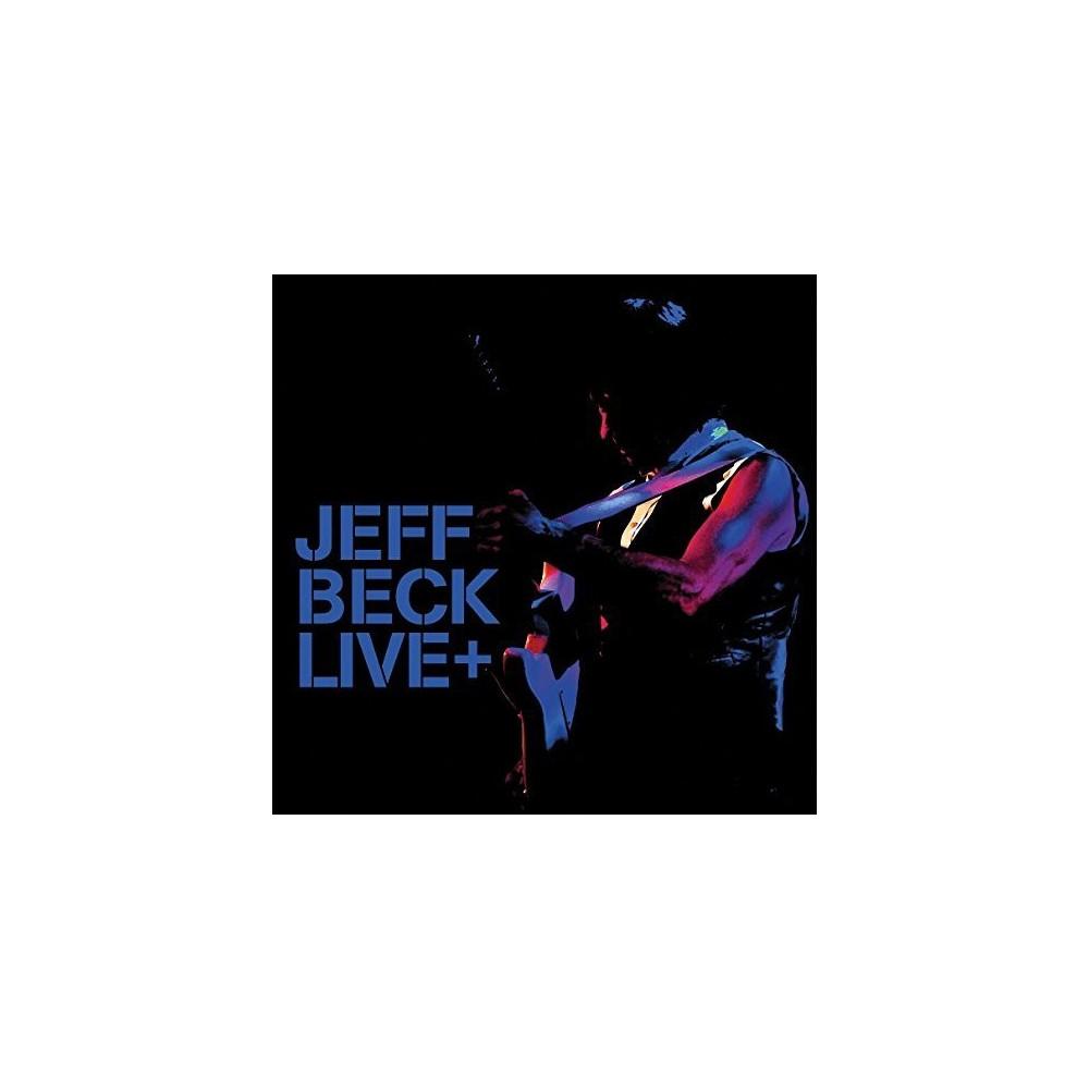 Jeff Beck - Live + (CD), Pop Music