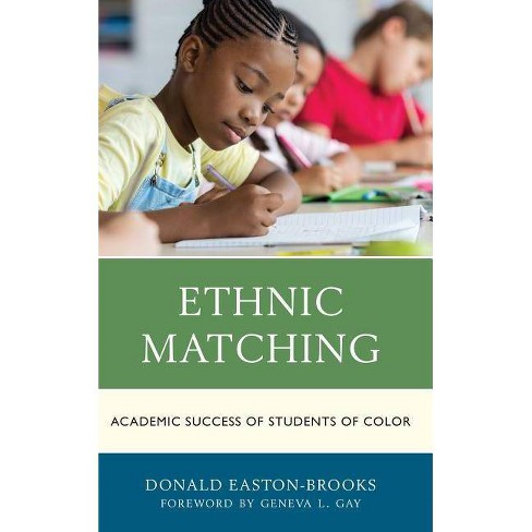 Ethnic Matching - by  Donald Easton-Brooks (Paperback) - image 1 of 1