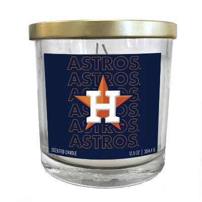 MLB Houston Astros Echo Team Candle