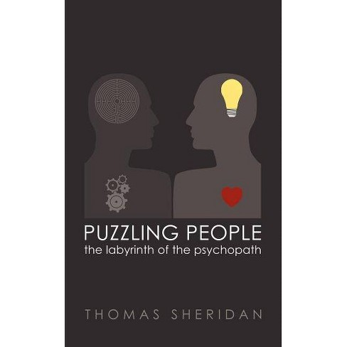Puzzling People - by  Thomas Sheridan (Paperback) - image 1 of 1