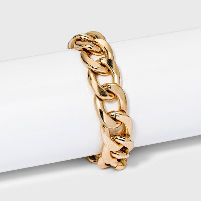 Chunky Chain Bracelet - A New Day™ Gold