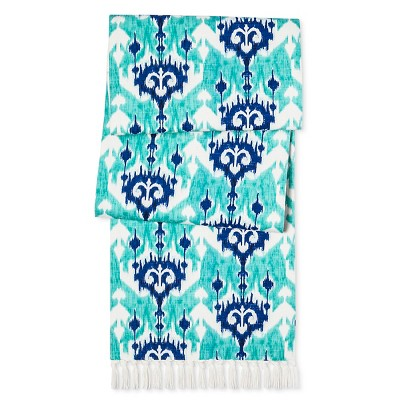 Green Floral Table Runner - Threshold™