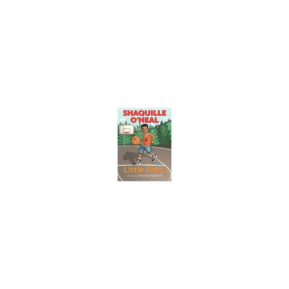 Little Shaq (Reprint) (Paperback) (Shaquille O'Neal)