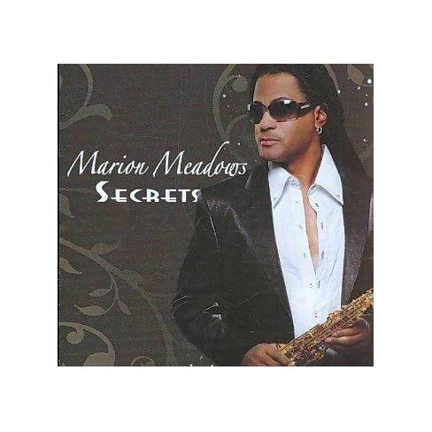 Marion Meadows - Secrets (CD) - image 1 of 1