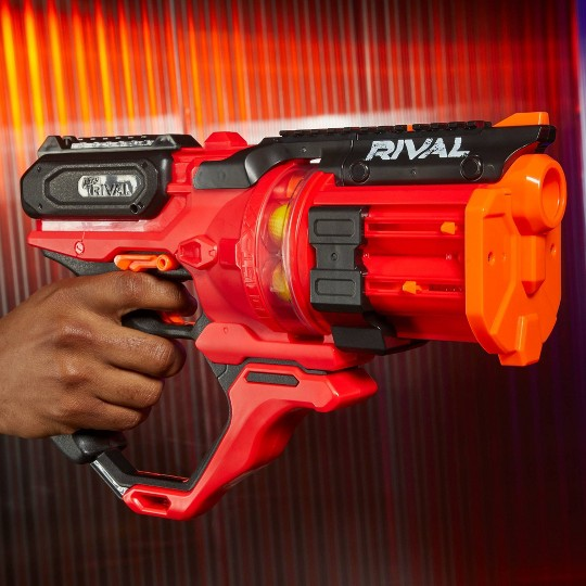 NERF Rival Roundhouse XX 1500 - Red image number null