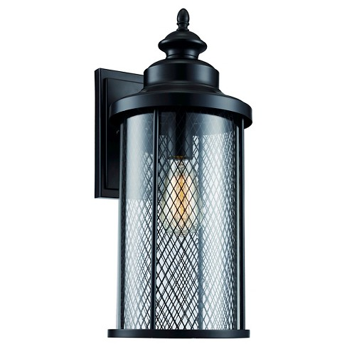 Bel Air Lighting Outdoor Wall Light Black - image 1 of 1