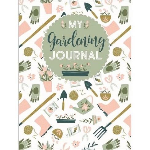 My Gardening Journal Paperback Target