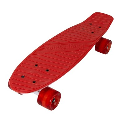 Bravo Toy Story 4 Classic Caboom Skateboard - Red