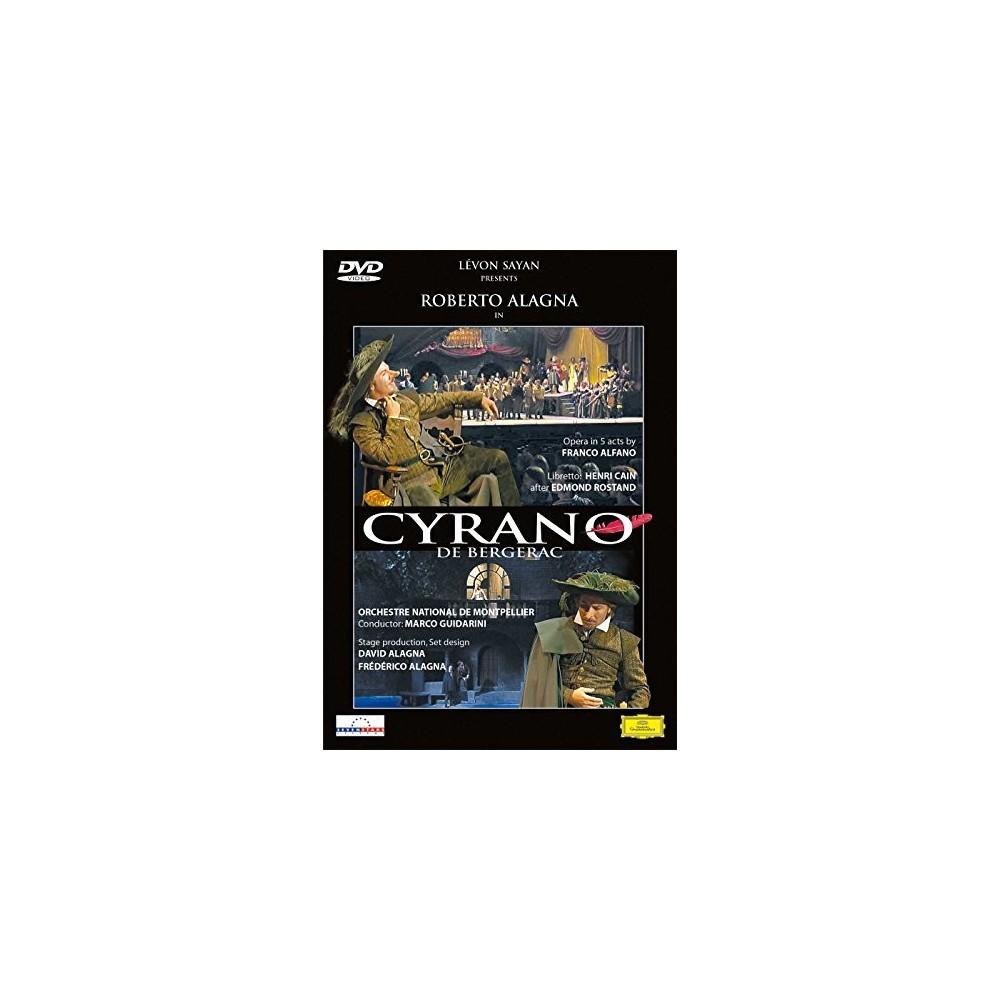 Alfano:Cyrano De Bergerac (Dvd)