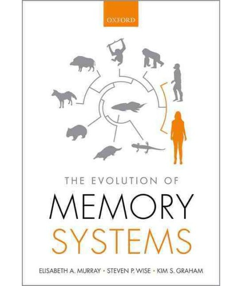 Evolution of Memory Systems : Ancestors, Anatomy, and Adaptations (Hardcover) (Elisabeth A. Murray & - image 1 of 1