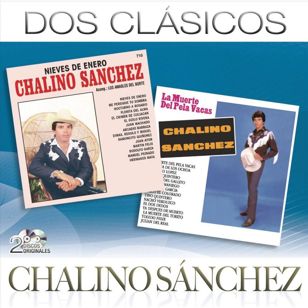 Chalino sanchez - Dos clasicos:Chalino sanchez (CD)