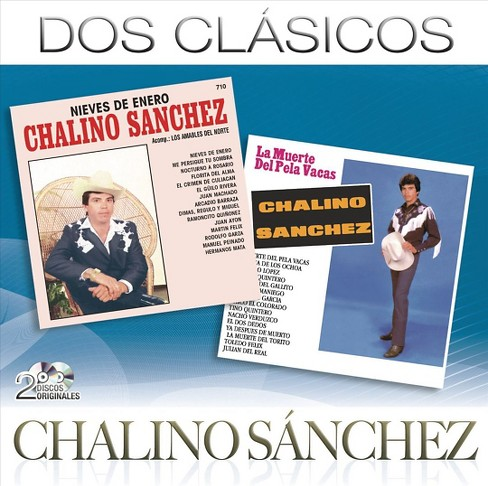 Chalino sanchez - Dos clasicos:Chalino sanchez (CD) - image 1 of 1