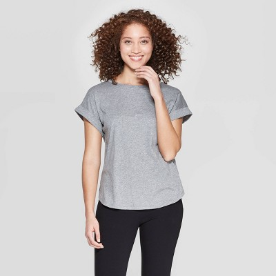 918ec4ef0c2202 Women s Slim Fit Short Sleeve Crewneck T-Shirt - A New Day™