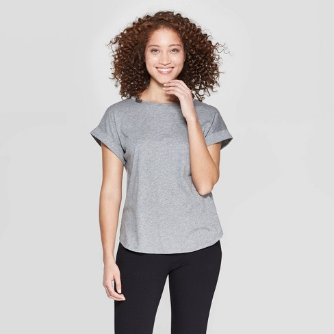 Women's Short Sleeve Crewneck T-Shirt - A New Day™ - image 1 of 3
