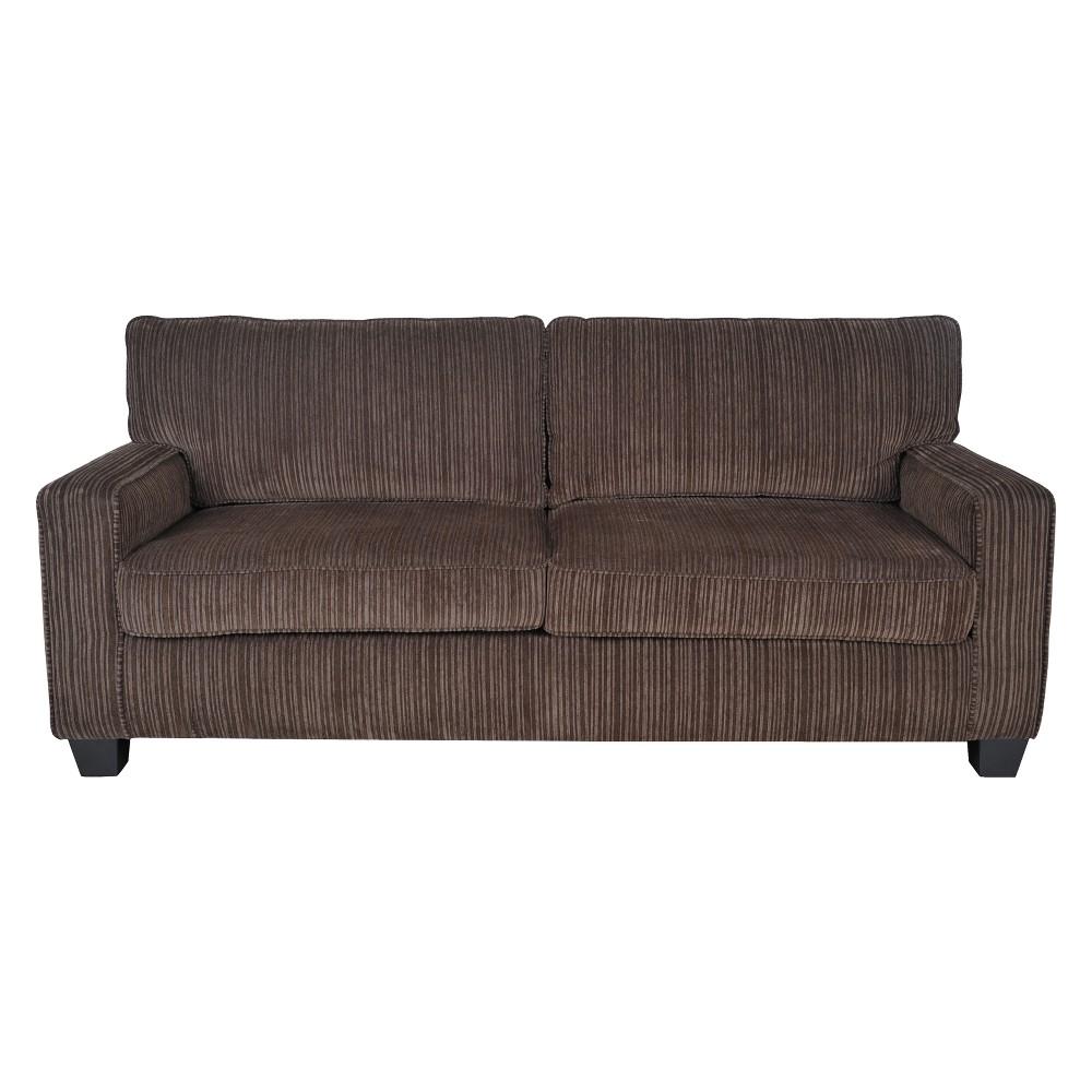 Deep Seating Palisades 78 Brown - Serta