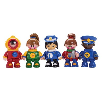 TOLO First Friends Careers  - Set of 5